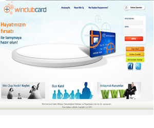 WİN CLUB CARD